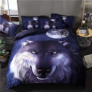 Amazon.es: edredón cama lobos