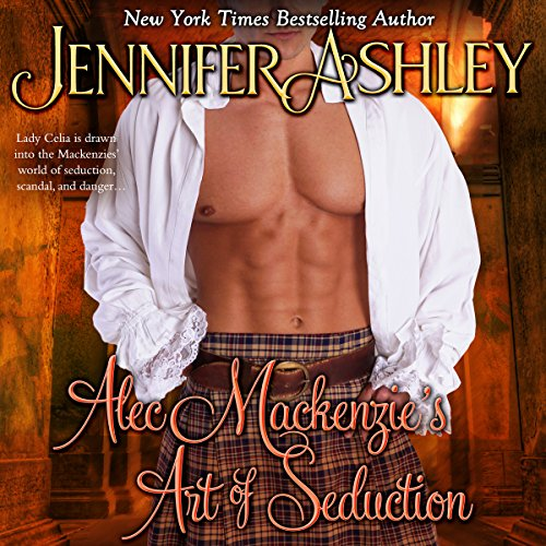 Alec Mackenzie's Art of Seduction audiobook cover art