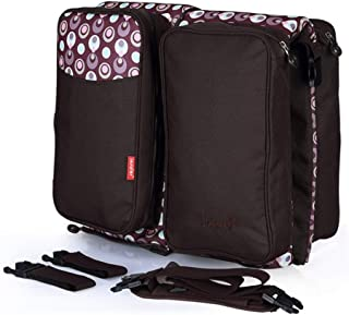 Multifunctional Folding Crib, Large-Capacity Mummy Bag with Mosquito net, Mother and Baby Out Bag, Thermal Insulation. Wet...