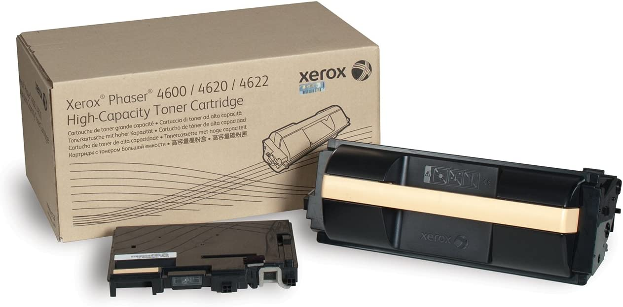 Xerox Phaser 4600/4620 Black High Capacity Toner-Cartridge (30,000 Pages) - 106R01535