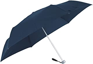 SAMSONITE Rain Pro 3 Section Manual Flat Stick umbrella, 24 cm, Blue