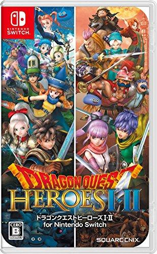 Dragon Quest Heroes I & II - Standard Edition [Switch][Japanische Importspiele]