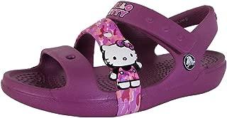 Girls Keeley Hello Kitty Camo Sandal Shoes