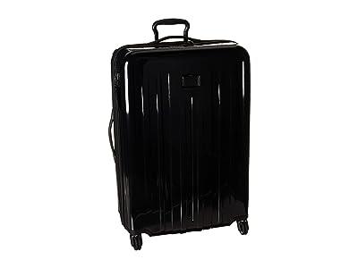 Tumi V4 Extended Trip Expandable 4 Wheeled Packing Case (Black) Luggage