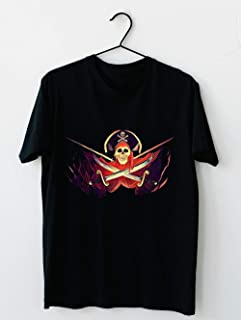 Pirates of the Caribbean Talking Skull Tshirt Hoodie for Men Women Unisex