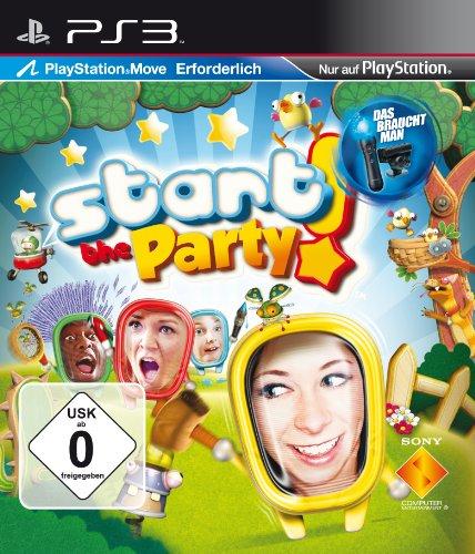 Start the Party! (Move erforderlich)