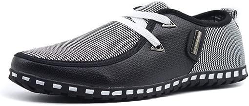 [クツのクロダ] メンズ 靴 スニーカー ツートンカラー 28.5cm 軽量 通気性 大きいサイズ 新品