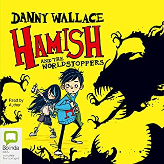 Hamish and the WorldStoppers cover art