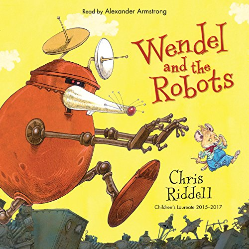 Wendel and the Robots cover art