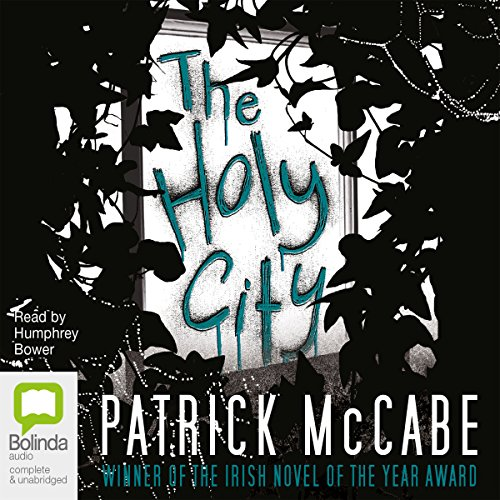 The Holy City audiobook cover art