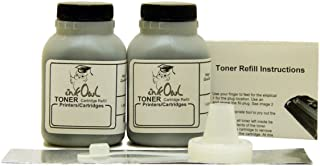 InkOwl Toner Refill Kit for Brother TN-420, TN-450 (2-Pack)