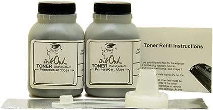 InkOwl Toner Refill Kit for Brother TN-420, TN-450 (2-Pack)