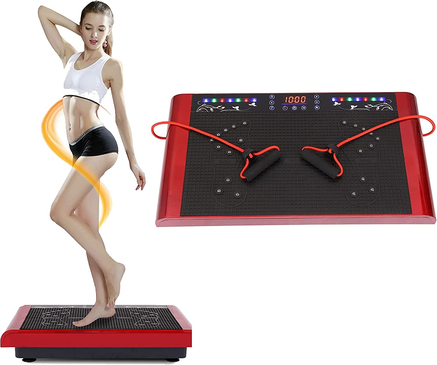 Max 70% OFF DSVF Body Vibration Machine remoted Platform,Non-Slip 67% OFF of fixed price Plate