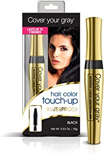 Cover Your Gray Waterproof Brush-in Wand - Black