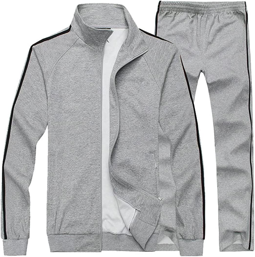 November's Chopin Men's Jogging Sweatsuit Tracksuit Sports Suits Popular Ranking TOP17 product