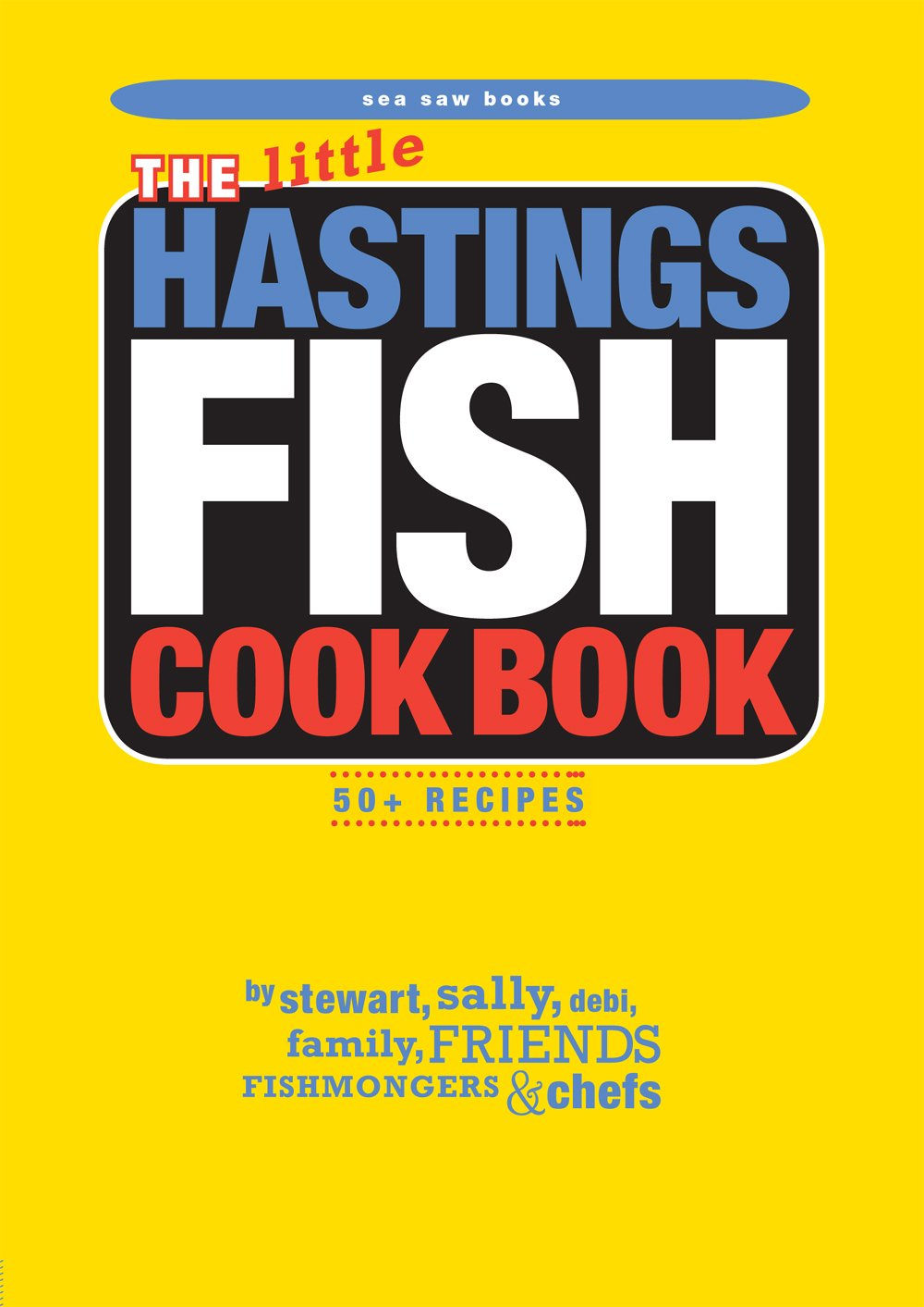 Image OfThe Hastings Fish Cook Book