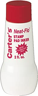 Carters(R) Neat-Flo™ Stamp Pad Inker, Red