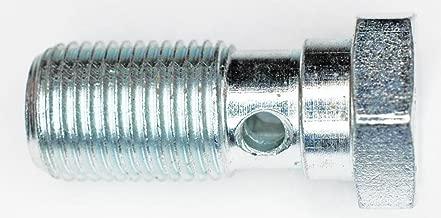 7/16-20 Banjo Bolt X 24MM Long Zinc Plt. -Fluid Bolt Adapter Fitting -