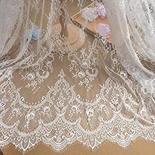 Best lace material for dressmaking Reviews