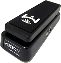 Mission Engineering EP-25K Expression Pedal w/25k pot - black