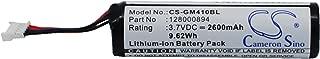 datalogic gryphon battery