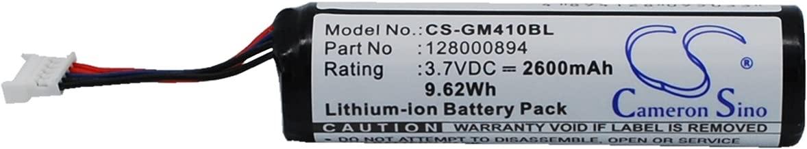 Cameron Sino Battery for Datalogic GBT4400, GBT4430, GM4100, GM4100-BK-433Mhz, GM4130, GM4400, GM4430, Gryphon GM4100, RBP-GM40 (2600mAh)