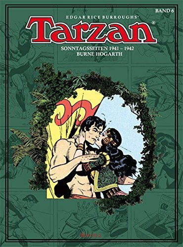 Tarzan Sonntagsseiten, Band 6: 1941 - 1942
