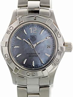 Tag Heuer Aquaracer Quartz Female Watch WAF1417 (Certified Pre-Owned)