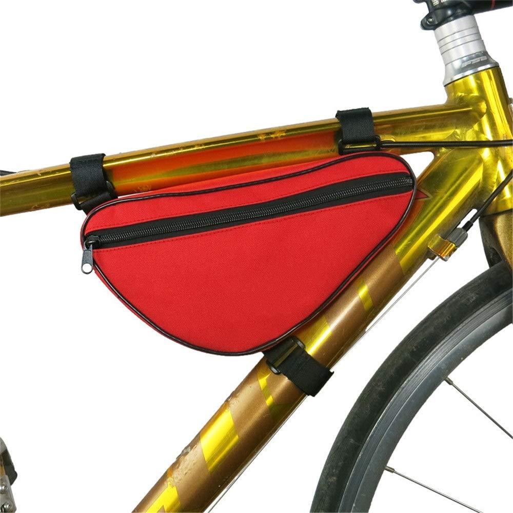 Bolsa de cuadro de bicicleta Bolsa de marco de bicicleta de ...