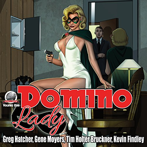 Domino Lady, Volume 1 Titelbild