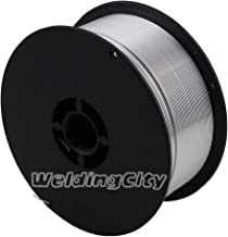 "WeldingCity ER309L Stainless Steel MIG Welding Wire 2-Lb Spool 0.030"" (0.8mm)"