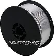 WeldingCity ER308L Stainless Steel MIG Welding Wire 2-Lb Spool 0.035