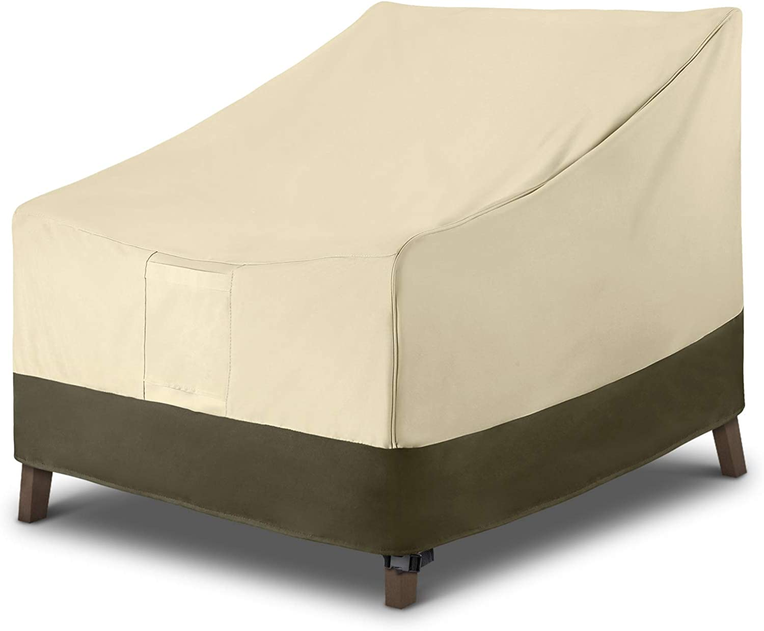 Albuquerque Mall SunPatio 100% Waterproof Los Angeles Mall Patio Chair Cover Covers Outdoor