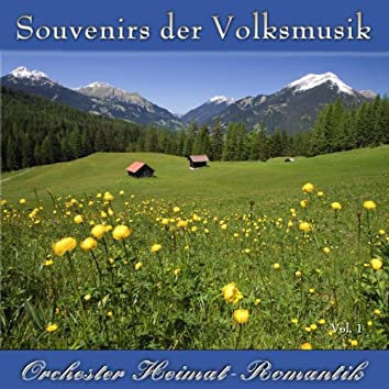 Souvenirs der Volksmusik Vol. 1