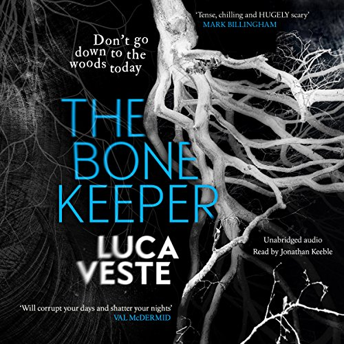 Couverture de The Bone Keeper