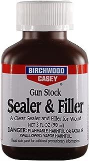 BW Casey Gun Stock Clear Sealer & Filler 3 oz