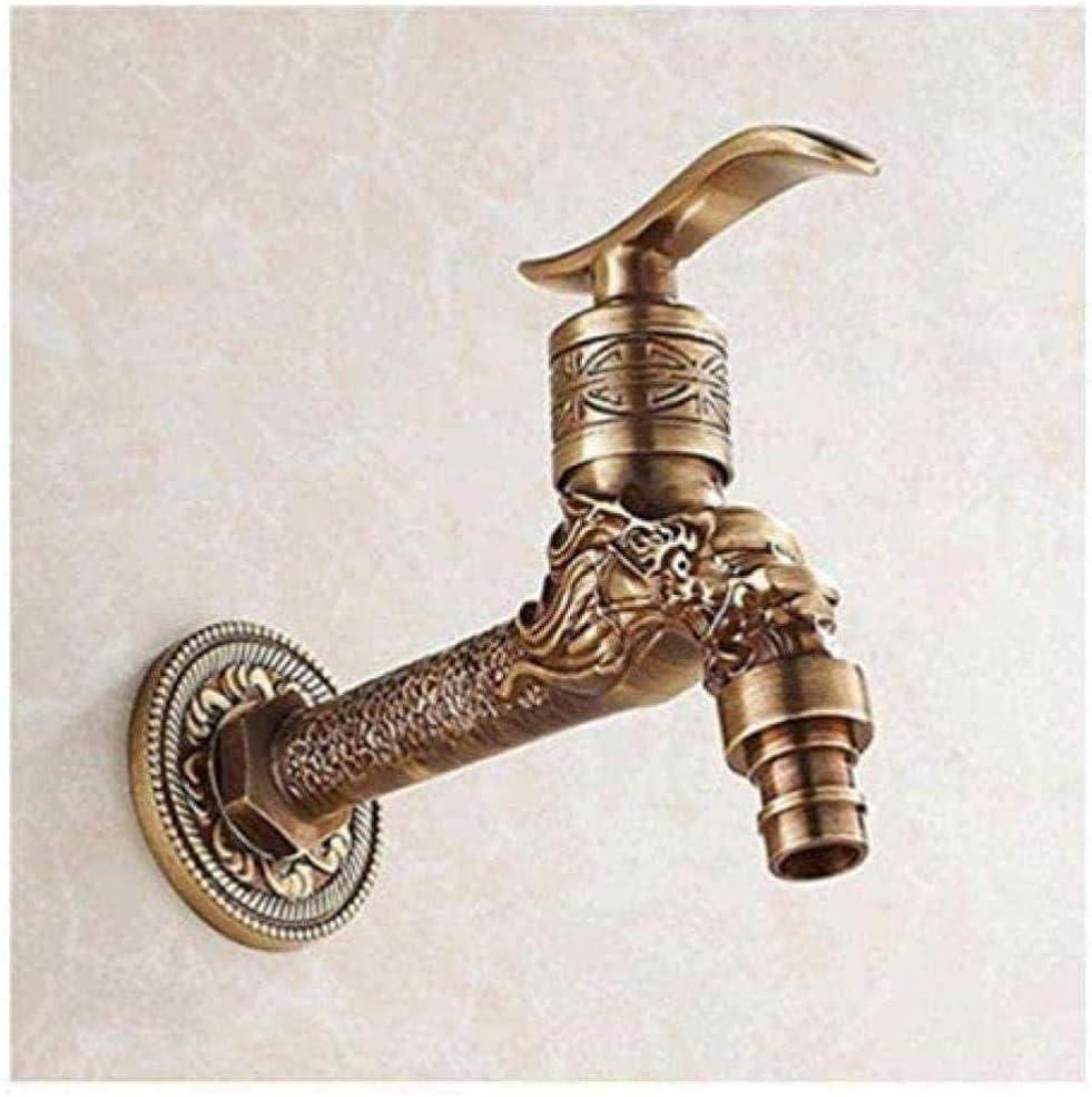 Garden Faucet Single Bronze Bathroo Super-cheap favorite Antique
