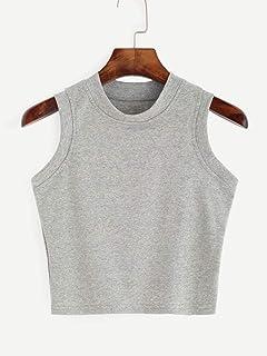 27afe00497 Amazon.ae: Shein - Tops & Tees / Clothing: Fashion