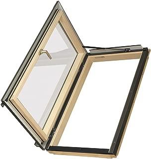 FAKRO FWU-L  69157 Egress Roof Window, 24-Inch x 38-Inch, Left Opening