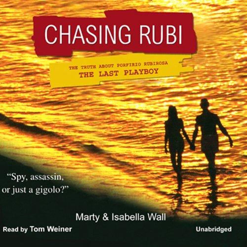 Chasing Rubi audiobook cover art