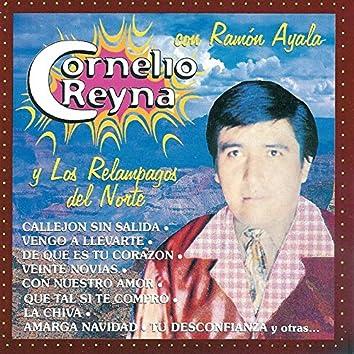 Cornelio Reyna Con Ramón Ayala y los Relámpagos del Norte