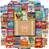 Snack Chest Bulk Sampler Includes An Assortment Of Savory Snacks and Ultimate Recipes Chips Booklet Perfect to take a variety of snacks on the go: to lunch events, picnics and outing events Relive your childhood moments with the Snack Chest Care Pack...