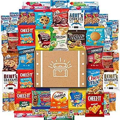 snacks, End of 'Related searches' list