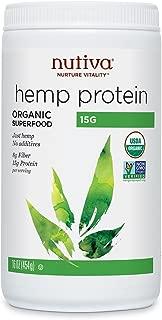 chii hemp protein powder