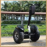 X60PRO Smart Self Balance Scooter Personal Transport Electric Scooter Professional 19 INCH All Terrain Tires
