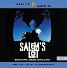 Salem's Lot Soundtrack Complete Collection