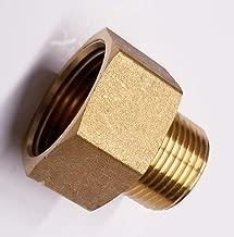 TIB Brass Adapter Reducer Nipple Pipe 1