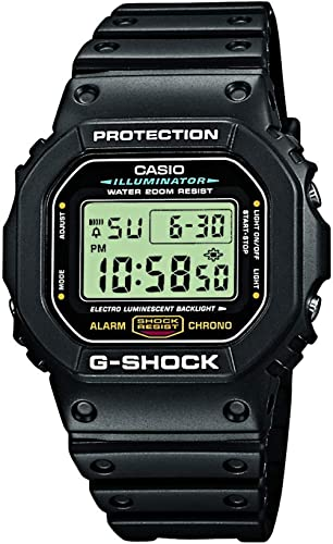 Casio G-SHOCK Reloj Digital, 20 BAR, para Hombre