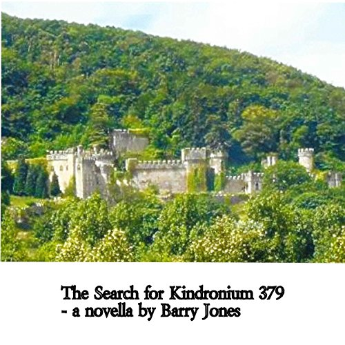 The Search for Kindronium 379 audiobook cover art