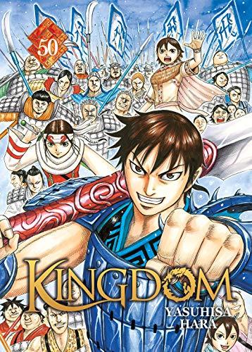 Kingdom Edition simple Tome 50